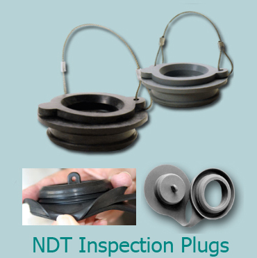 NDT Plugs from Inspection Plug Strategies